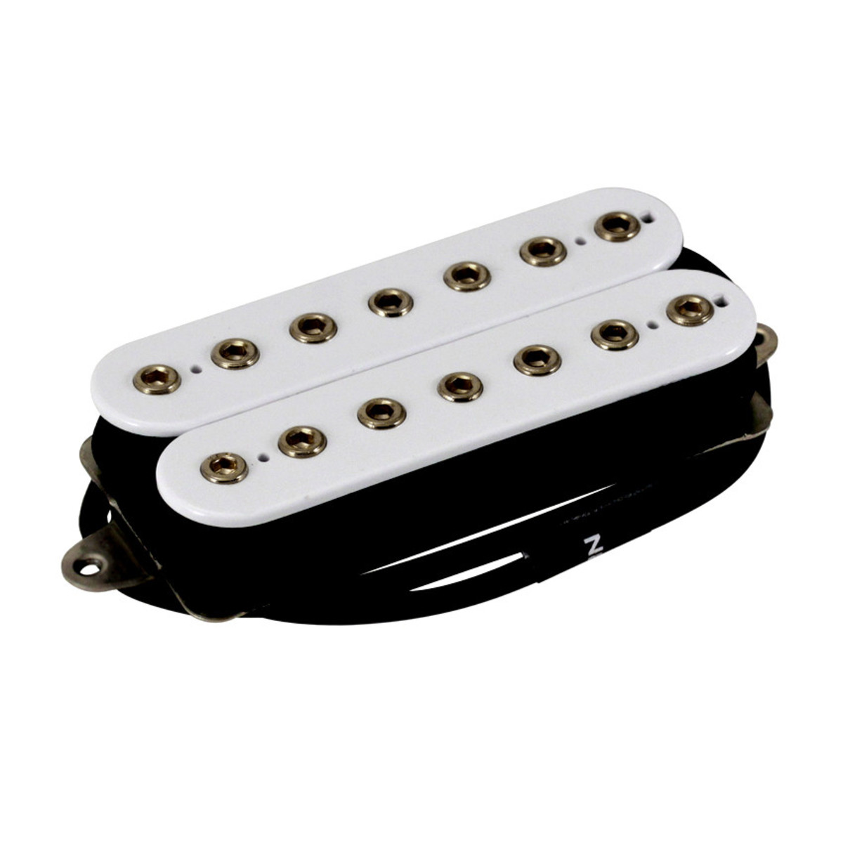 dimarzio dp704 evolution 7 string humbucker guitar pickup white at. Black Bedroom Furniture Sets. Home Design Ideas