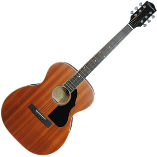 Silvertone 600MH Electro-Acoustic Guitar, Mahogany