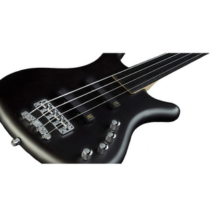 Warwick Rockbass Corvette Basic 4-String Bass, Black