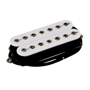 DiMarzio DP755 The Tone Zone 7 String Humbucker Guitar Pickup, White