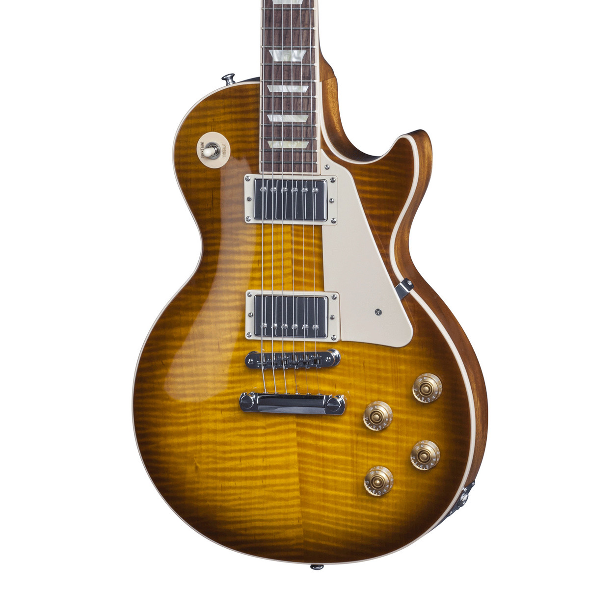 gibson les paul traditional 2016 t honey burst at. Black Bedroom Furniture Sets. Home Design Ideas