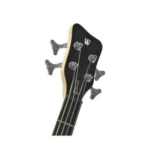 Warwick Rockbass Corvette Classic 4-String Bass, Almond Sunburst