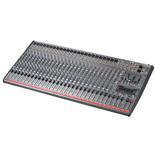 Phonic AM3242FX Analog Mixer With Digital EFX and GEQ - Side View