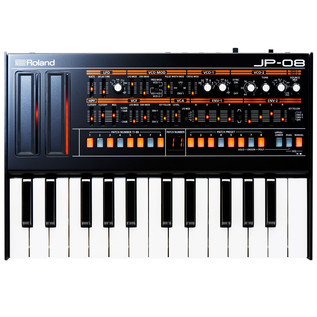 Roland Boutique JP-08 Sound Module with K-25m Keyboard
