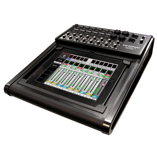 Phonic Acapela 16 Digital Live Sound Mixer With Wireless Control - Side View