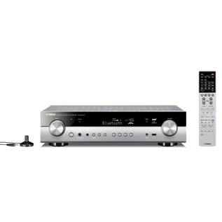 Yamaha RXS601D AV Receiver with MusicCast, Titanium