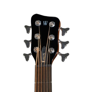 Warwick Alien 6-String, Natural Satin