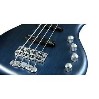 Warwick Rockbass Corvette Basic 4-String Bass, Blue