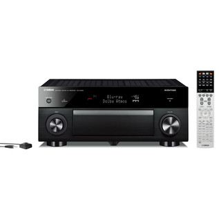 Yamaha RXA1050 Aventage AV Receiver with MusicCast, Black
