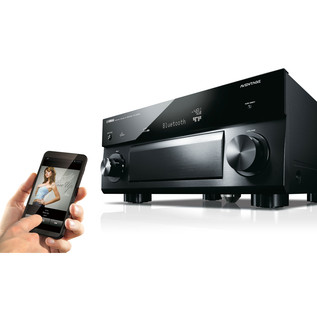 Yamaha RXA2050 Aventage AV Receiver with MusicCast, (Smartphone Not Included)