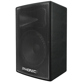 Phonic aSK 15 Passive Stage Speaker/Floor Monitor - Side View