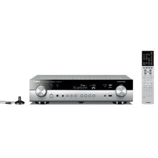 Yamaha RXAS710D Aventage AV Receiver with MusicCast, Titanium