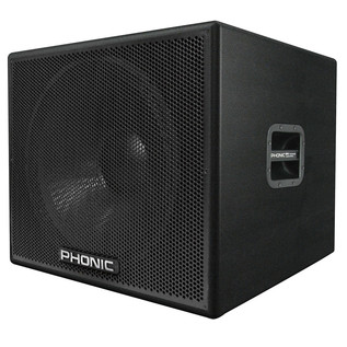 Phonic aSK18SB Subwoofer - Side View