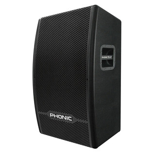 Phonic iSK 12 2-way Stage Speaker / Floor Monitor - Side View