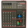 Phonic Celeus 400 Analog-Mixer mit USB-Rekorder und Bluetooth