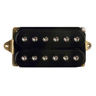 DiMarzio DP258 Titan Neck Humbucker Guitar Pickup, Black