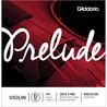 Cuerdas    Prelude violín D cadena 1/4 escala, media tensión