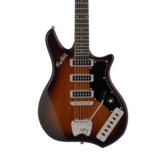 Hagstrom Condor Electric Guitar, Brown Burst