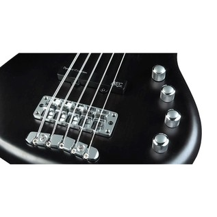Warwick Rockbass Corvette Basic 5-String Bass, Black