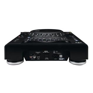 Reloop RMP-4 Hybrid Media Player - Rear View