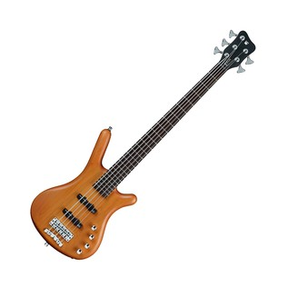 Warwick Rockbass Corvette Basic 5-String Bass, Honey