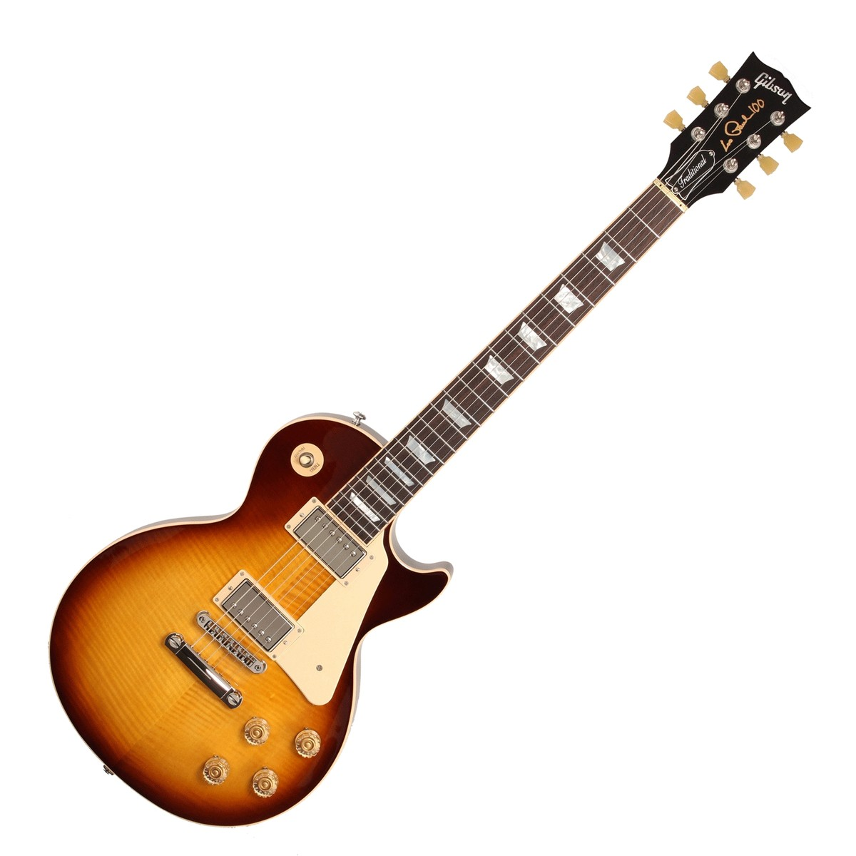 disc gibson les paul traditional sprint run tobacco sunburst at. Black Bedroom Furniture Sets. Home Design Ideas
