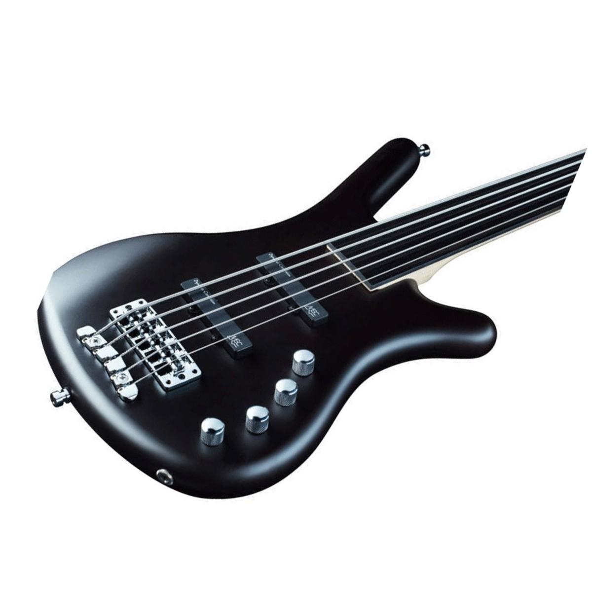 Warwick Rockbass Corvette Basic 5 String Bass Fretless