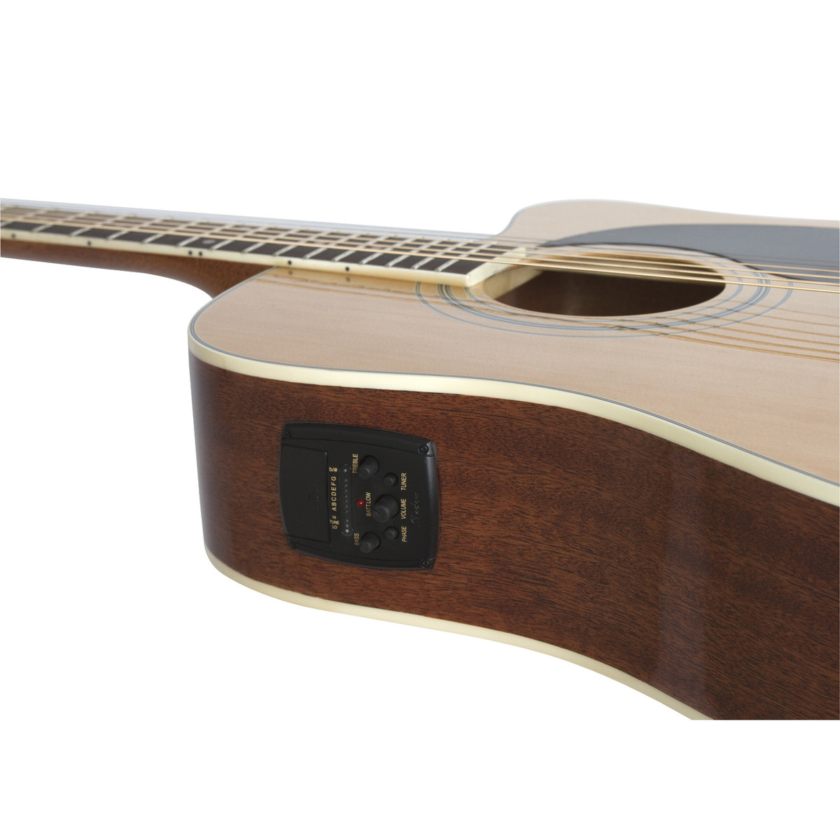 Epiphone Pro 1 Ultra Electro Acoustic Guitar Natural