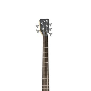Warwick Rockbass Corvette Left Handed 5-String Bass, Medium, Natural