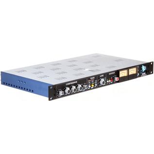 API 2500 Stereo Bus Compressor - Side View