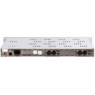API 2500 Stereo Bus Compressor - Rear View