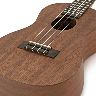 Deluxe Concert Ukulele by Gear4music