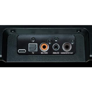 Yamaha YAS105 Surround Sound Projector with Bluetooth, Black