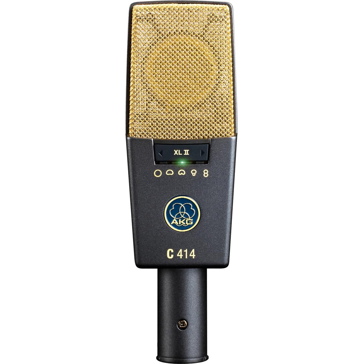Image of AKG C414XL II Condenser Microphone