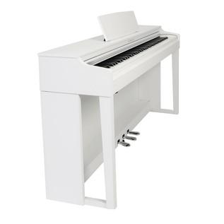 Yamaha Clavinova CLP525 Digital Piano, Matte White