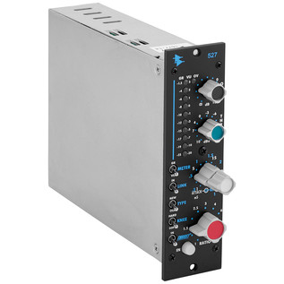 API 527 Compressor/Limiter - Side View