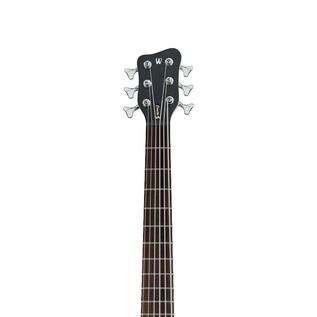 Warwick Rockbass Corvette Left Handed 6-String Bass, Natural Satin