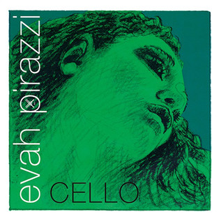 Evah Pirazzi Solo Cello strings