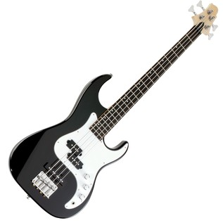 Greg Bennett Corsair CR-13 Bass Guitar, Black
