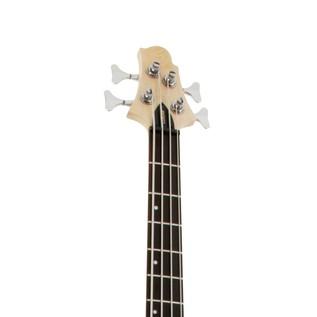 Greg Bennett Corsair CR-13 Bass Guitar, Black