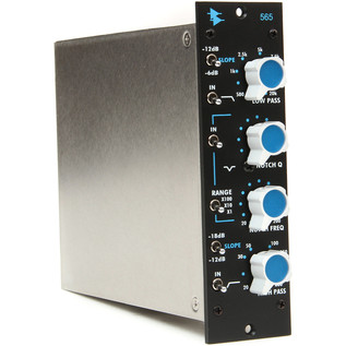 API 565 Discrete Filter Bank - Side View