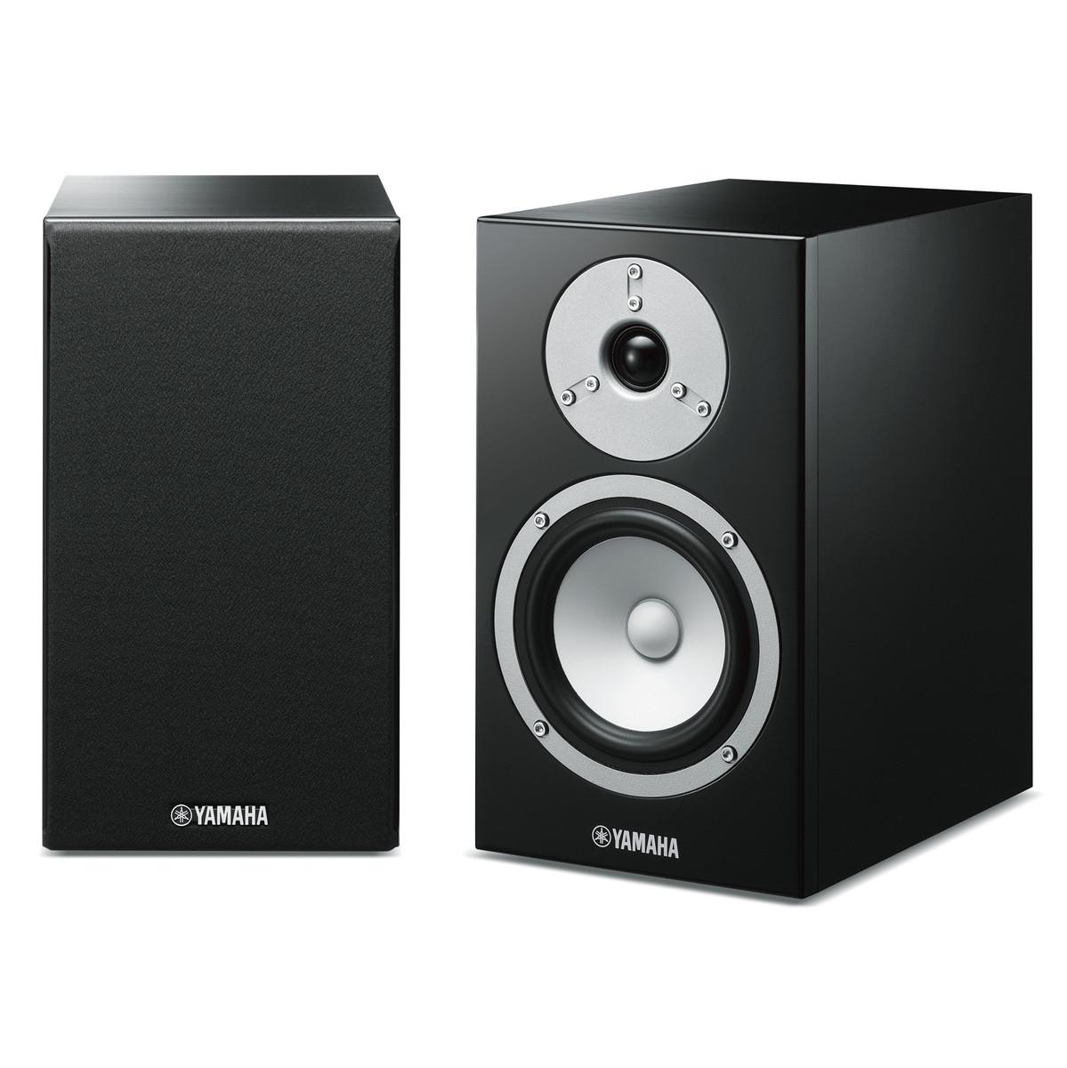 Yamaha nsbp301 hi fi speakers piano black at for Yamaha sound dock