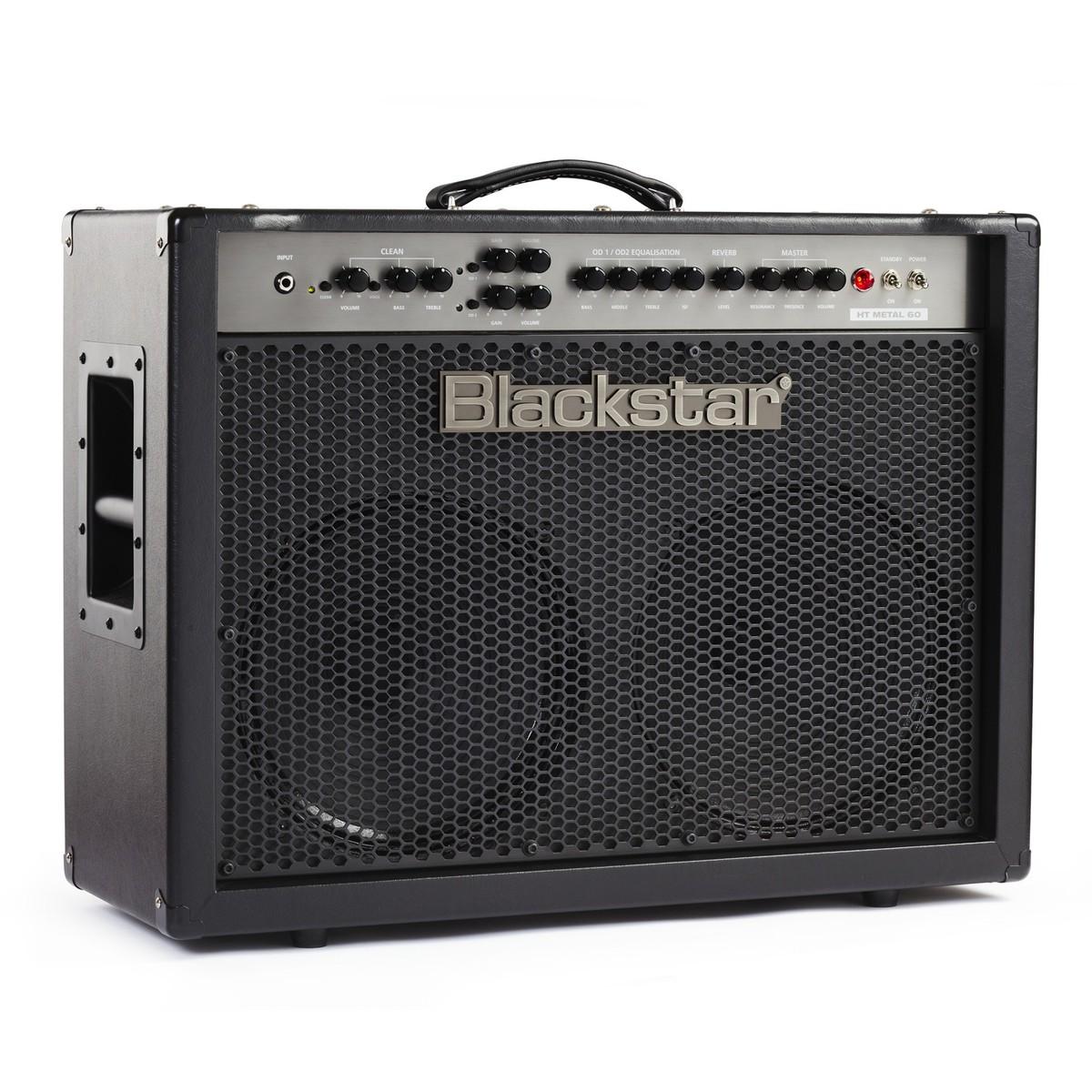 blackstar ht metal 60 guitar combo amp at. Black Bedroom Furniture Sets. Home Design Ideas