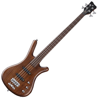 Warwick German Pro Series Corvette 4 String Bass, Antique Tobacco