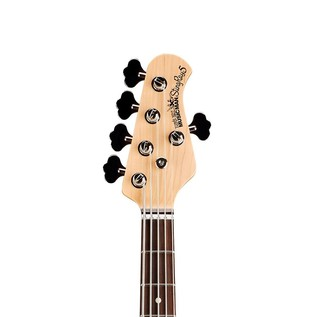 Music Man StingRay-5 Bass Guitar, RN, Black