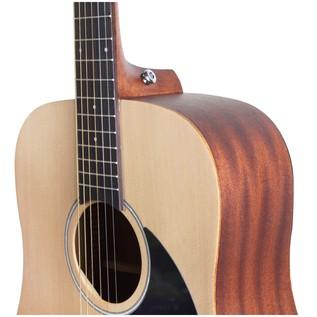 Greg Bennett GD-50 Acoustic Guitar, Natural