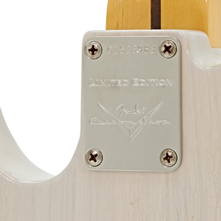 Fender Custom Shop Limited 1955 Relic Esquire, MN, Dirty White Blonde