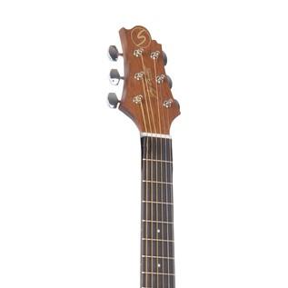 Greg Bennett GD-50 Mini Acoustic Guitar, Natural