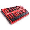 Akai MPK Mini MK 2, Limited Edition rot