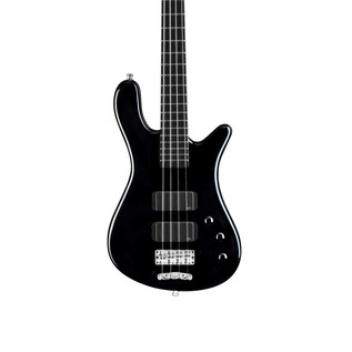 Warwick Rockbass Streamer Standard 4-String Bass, Black High Polish